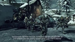 Call of Duty Ghosts - Trailer (Clans)
