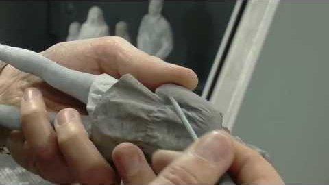 3D-Druck-Porträt - Asda