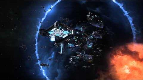Galactic Civilizations 3 - Trailer (Launch)