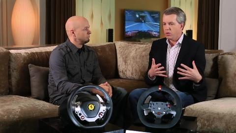 Xbox One - Major Nelson stellt Rennspielzubehör vor