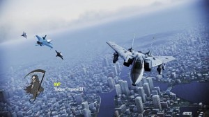 Ace Combat Infinity - Online Co-op Missions (Trailer)