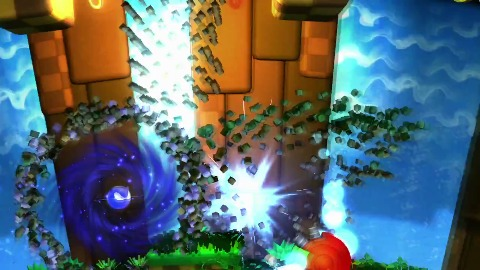 Sonic Lost World für Wii U - Trailer (Launch)