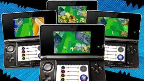 Sonic Lost World für 3DS - Trailer (Launch)