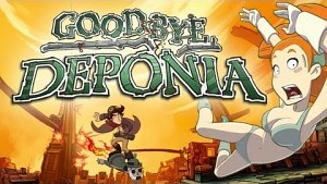 Goodbye Deponia - Trailer (Launch)