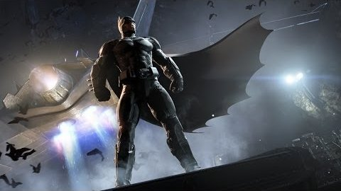 Batman Arkham Origins - 17 Min. Gameplay-Demo