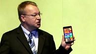 Vorstellung des Smartphones Nokia Lumia 1320