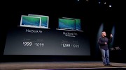 Macbook Pro - Apple-Keynote (Herbst 2013)