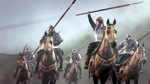 Total War Rome 2 - Trailer (Nomadic Tribes, DLC)