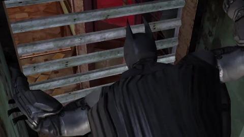 Batman Arkham Origins Blackgate - Cell Blocks