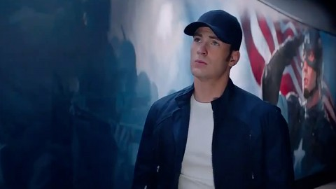 Captain America The Winter Soldier - Filmtrailer