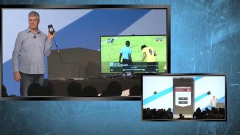 Samsung zeigt Multiscreen-SDK