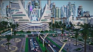 Sim City 5 - Trailer (Städte der Zukunft, Launch)