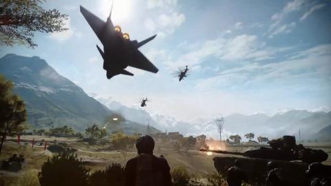 Battlefield 4 - Trailer (Multiplayer, Launch)