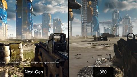 Battlefield 4 - Grafikvergleich (Next-Gen-Konsolen vs. 360)
