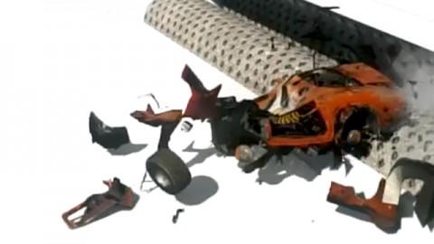 Next Car Game - Zerstörungs-Techdemo (Kickstarter)