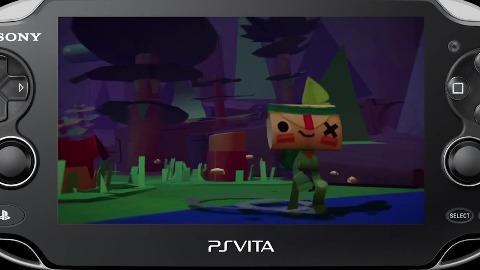 Tearaway - Trailer (Launch, PS Vita)