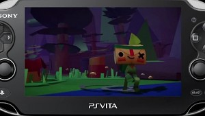 Tearaway - Trailer (Launch, PS Vita)