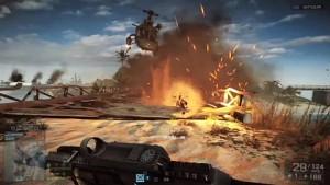 Dice über die technische Seite von Battlefield 4 auf der PS4