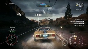 Need for Speed Rivals - Gameplay (Xbox One)