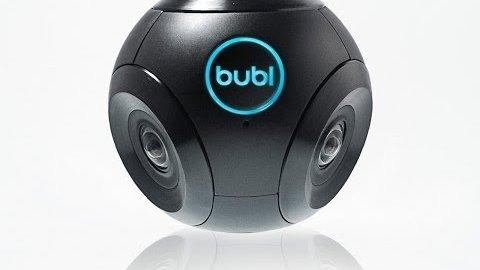 Bublcam für Panoramavideos