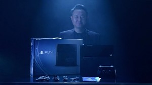 Sony packt die Playstation 4 aus
