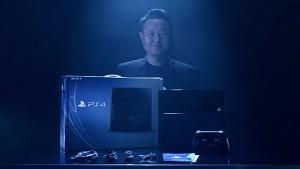 Sony packt die Playstation 4 aus