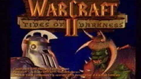 Warcraft 2 - Trailer (1995)
