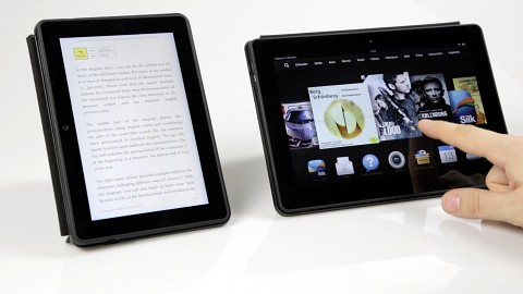 Kindle Fire HDX - ausprobiert