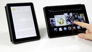 Kindle Fire HDX - ausprobiert