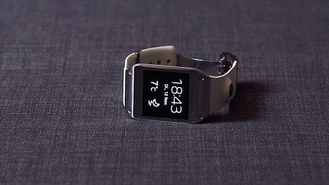 Samsungs Galaxy Gear - Test