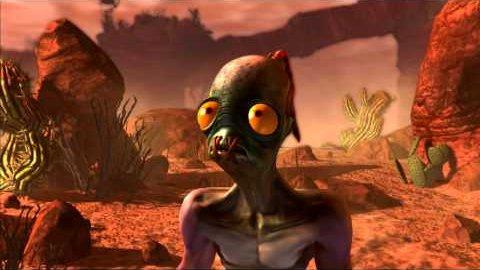 Oddworld Abe's Oddysee New 'N' Tasty - Trailer (Story)