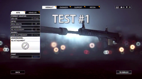 Battlefield 4 (der QBU-88-Silencer-Sound-Bug)