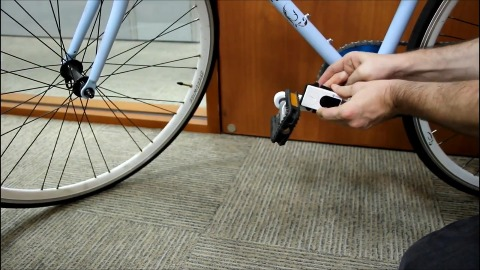 Xspin macht Fahrradtraining im Winter spannender