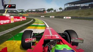 F1 2013 - Gameplay-Demo (Brasilien)