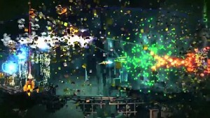 Resogun - Trailer (Playstation 4, Gameplay)