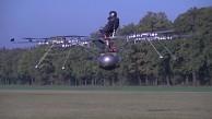 Erstflug des VC-100