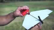 Powerup 3.0 - der smarte Papierflieger