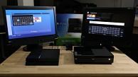Xbox One und PS4 im Vergleich - Dashboard