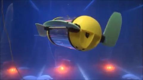 Tauchroboter U-Cat