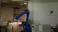Roboter von Industrial Perception wirft mit Kartons