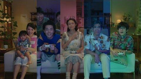 PS Vita TV - japanischer Werbeclip