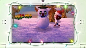 Animal Crossing New Leaf - Trailer (Winterzeit)
