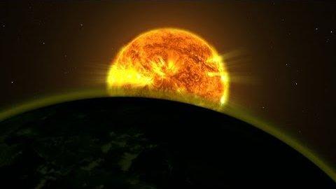 Vermessung der Atmosphäre von Exoplaneten - Nasa