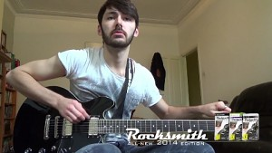 Rocksmith 2014 - Trailer (60-Day-Challenge)