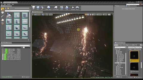 Making-of Unreal Engine 4 (Visual Effects, Teil 2)