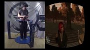 GTA 4 mit dem Virtualizer - Trailer von Cyberith