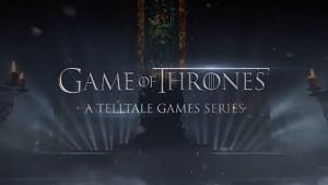 Game of Thrones von Telltale - Teaser (VGX)