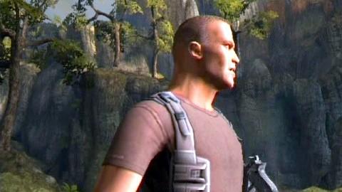 Outcast 2 - Prototyp auf der Playstation 2