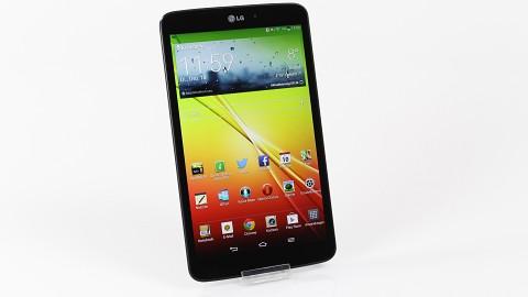 LG G Pad 8.3 - Test