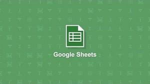 Googles Tabellenkalkulation funktioniert auch offline